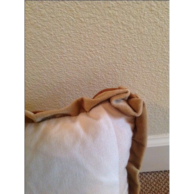 Custom Designed Lumbar Pillows - Pair - Image 6 of 8