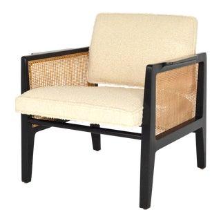 1950s Vintage Edward Wormley for Dunbar Armchair For Sale