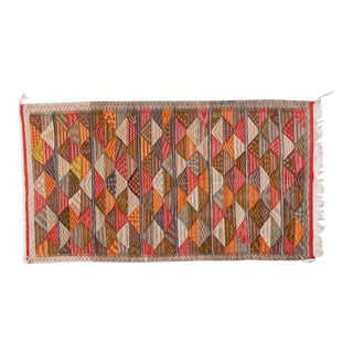 Moroccan Berber Rug-3'7'x6'8' For Sale