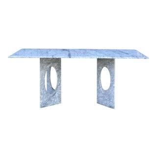 Memphis Style Italian Dining Table