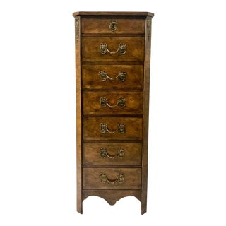 Baker Furniture Collector's Edition Lingerie Chest For Sale