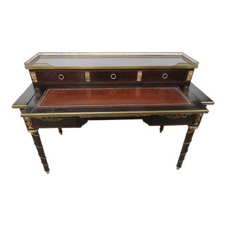 French Empire Style Desk For Sale