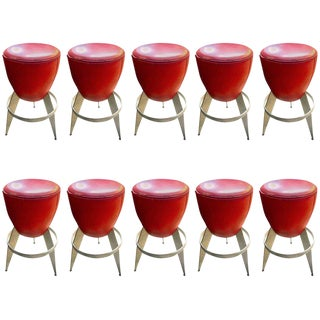 Ten Swedeish Stools by Johanson Design
