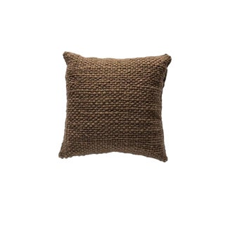 Square French Roast Pillow For Sale