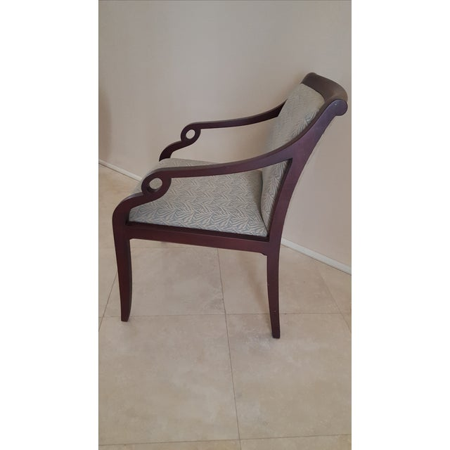 David Edward Accent Chairs - A Pair - Image 5 of 7
