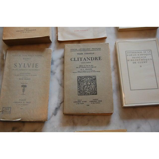 Vintage French Paperback Books - Set of 8 - Image 6 of 8