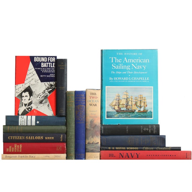 U.S. Navy Library - Set of 15 - Image 1 of 2