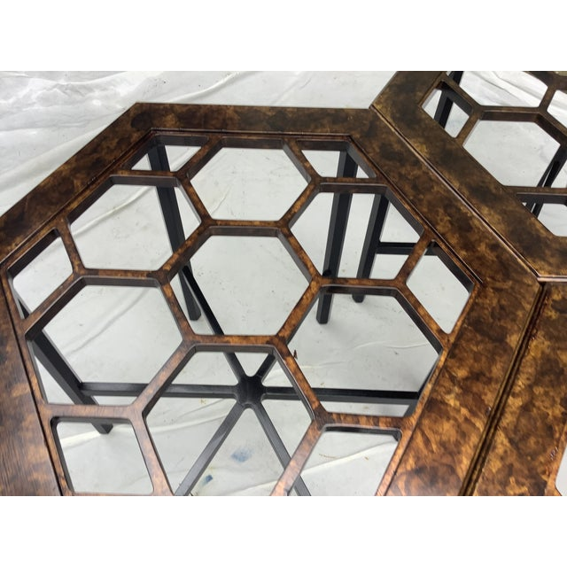 Widdicomb Honeycomb Tables, Set of 3 For Sale - Image 10 of 13