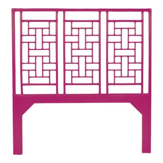 Ohana Headboard Queen - Bright Pink For Sale