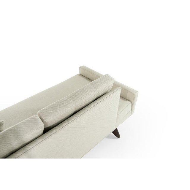 Adrian Pearsall for Craft Associates Model 2408 Sofa For Sale - Image 10 of 12
