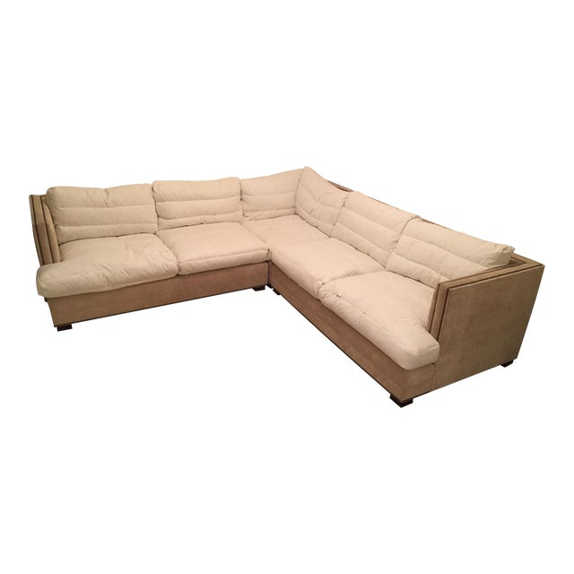 Mitchell Gold & Bob Williams Sectional - Image 1 of 11