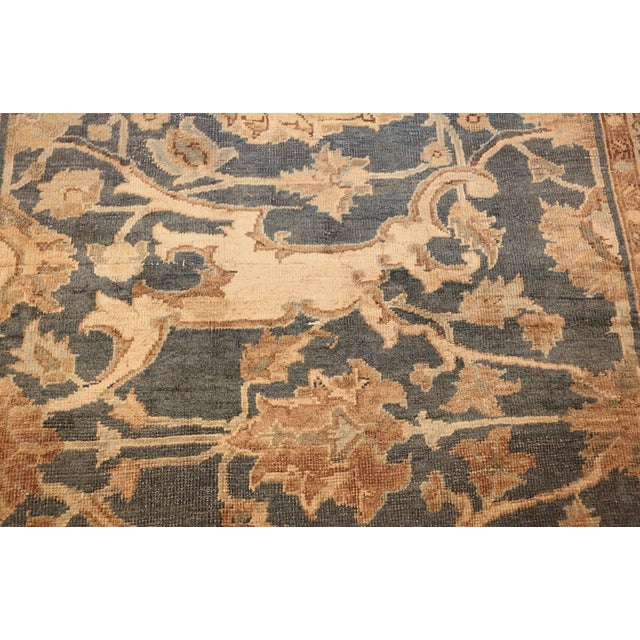 Islamic Antique Persian Tabriz Rug - 4′2″ × 6′4″ For Sale - Image 3 of 8