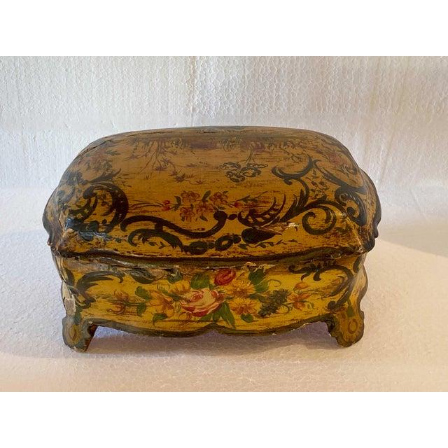 Italian Italian Jewelry Box For Sale - Image 3 of 11
