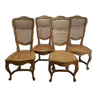 Vintage Used French Country Dining Chairs Chairish