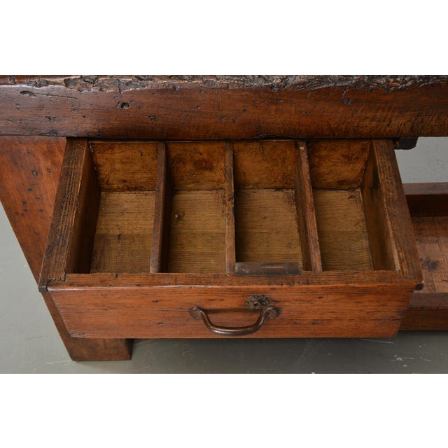 French 19th Century Work Bench For Sale In Detroit - Image 6 of 13