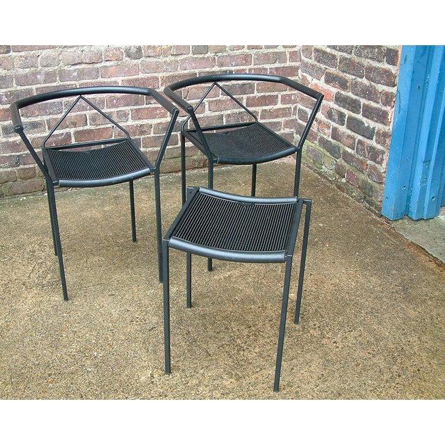 Maurizio Peregalli Zeus Chairs and Stool Set - 3 Pc. - Image 2 of 11