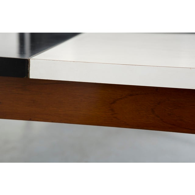 White Lewis Butler Coffee Table For Sale - Image 8 of 11