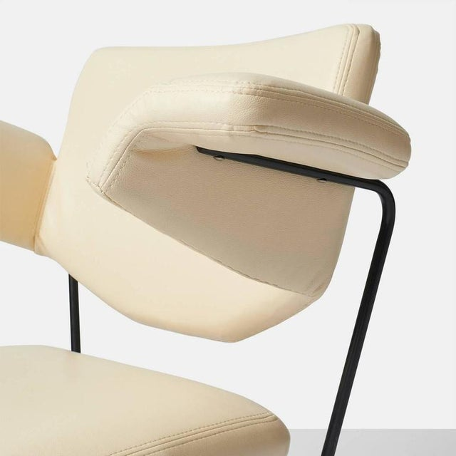 """1950s """"Urania"""" Chair by BBPR for Arflex For Sale - Image 5 of 9"""