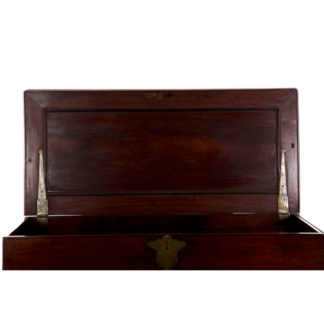 18th Century English Antique Chest of Drawers for Wine Storage For Sale - Image 9 of 13