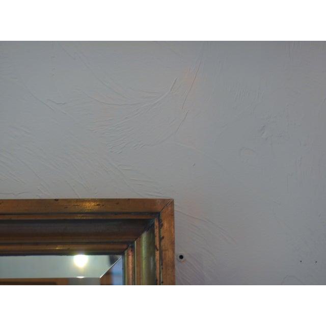Modern Bras Bistro Mirror - Image 3 of 4
