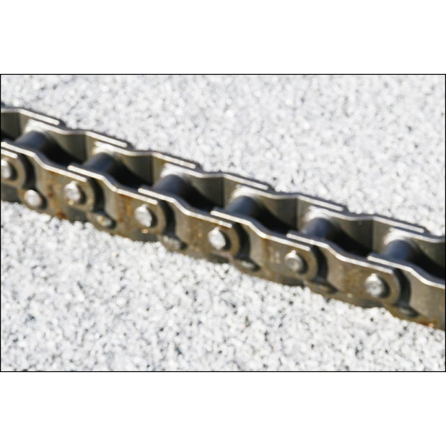 Vintage Industrial Roller Coaster Chain from Hershey Park - Image 7 of 11