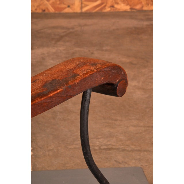 1900 - 1909 Surrealist Type Holding Pew, Usa For Sale - Image 5 of 9