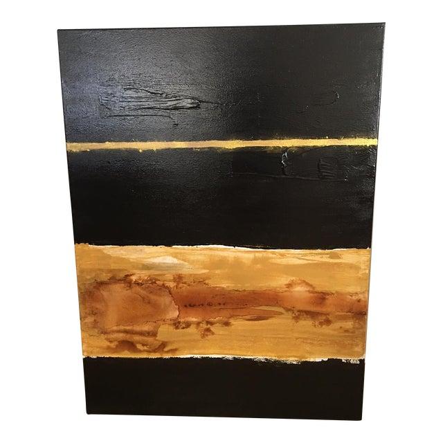 """Blackjack"" Original Acrylic Painting For Sale"