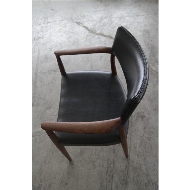 Bender Madsen Mid-Century Teak Chairs - A Pair - Image 8 of 8