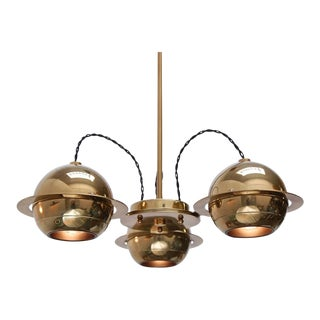 Reggiani Attributed Small Chandelier For Sale