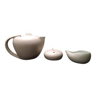 Elsa Peretti for Tiffany Tea Set - 3 Pieces For Sale