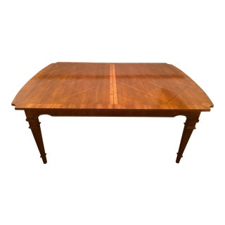 Vintage Expandable Dining Table For Sale