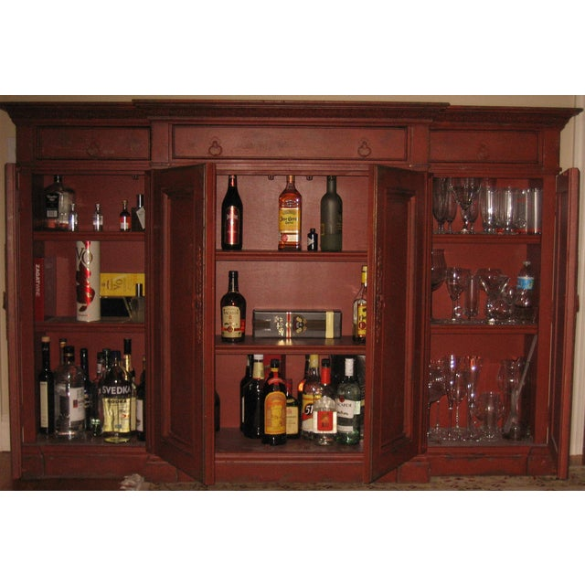 Habersham Sideboard Dry Bar For Sale In New York - Image 6 of 6