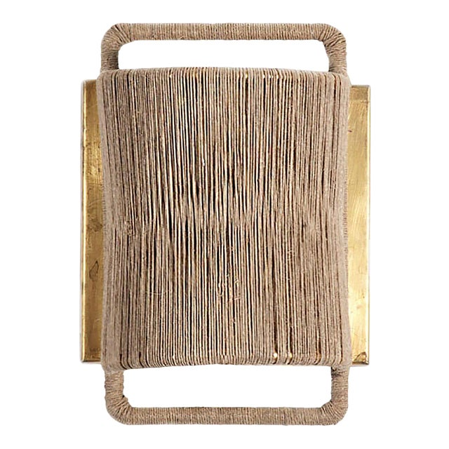 Drake Wall Sconce - Natural For Sale