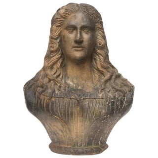 Terra Cotta Bust For Sale