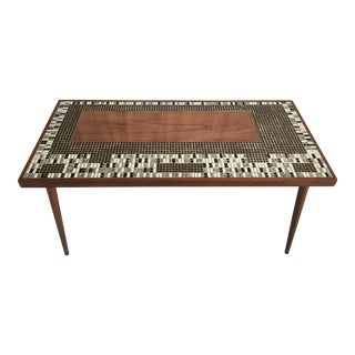 Mid-Century Scandinavian Coffee Table