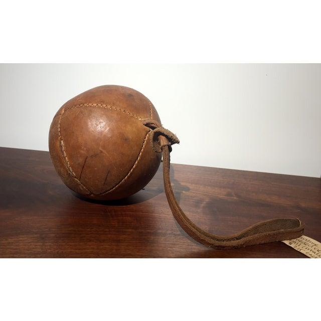 Vintage Small Medicine Ball - Image 6 of 6