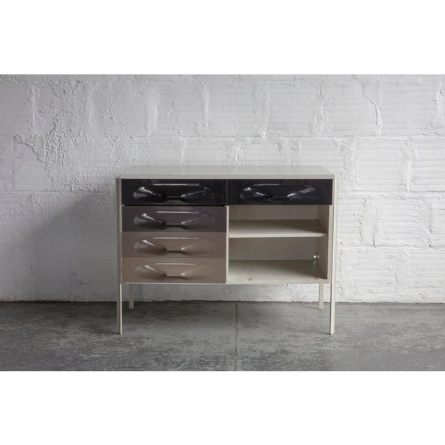 Raymond Loewy Slide Top Desk - Image 2 of 8