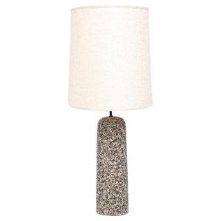 Beautiful Sargeri Ceramic Mid-Century Modern Lamp, 1950s, Usa For Sale