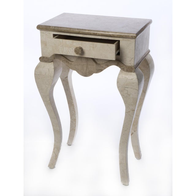 Stone End Table - Image 3 of 4