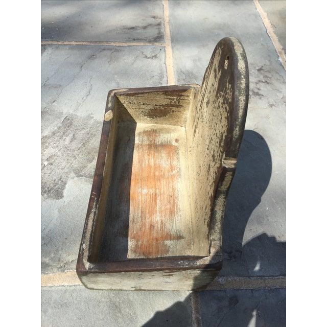 Antique Primitive Candle Box - Image 4 of 6