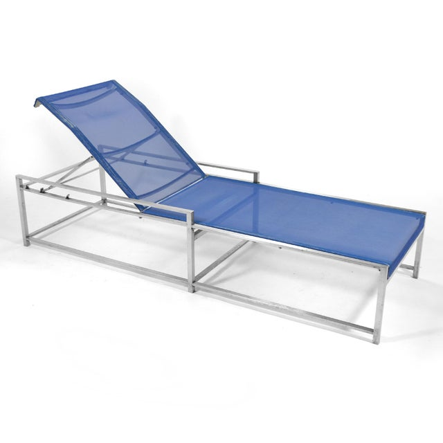 Richard Frinier Chaise Lounges by Brown Jordan - Image 5 of 10