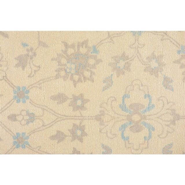 Stark Studio Rugs Stark Studio Rugs Traditional New Oriental Oushak Wool Rug - 9′2″ × 12′2″ For Sale - Image 4 of 4