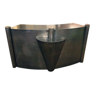 Metal Cocktail Bar For Sale