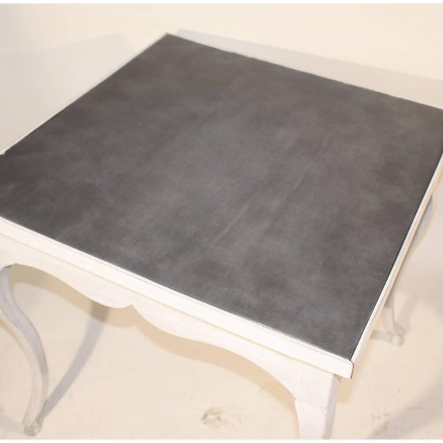 Late 18th Century 18th Century Louis XV Card Table For Sale - Image 5 of 9