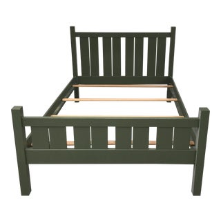Main Cottage Hand Painted Bed Frame For Sale