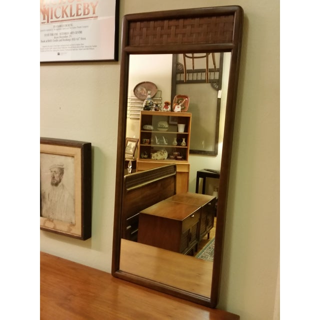"Warren Church for Lane ""Perception "" Dresser With Mirrors - Image 4 of 9"