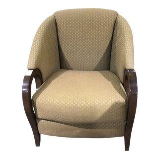 Modern Bloomingdales Deco Style Club Chair For Sale