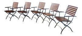 Image of French Outdoor Chairs
