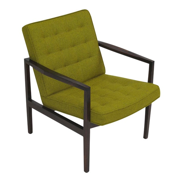 Forma Brazil Rosewood Lounge Chair For Sale