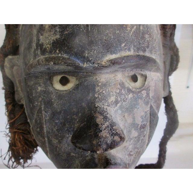 Antique Punu African Tribal Mask - Image 6 of 10